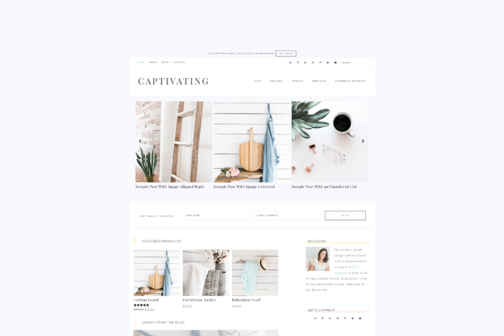 captivating-theme