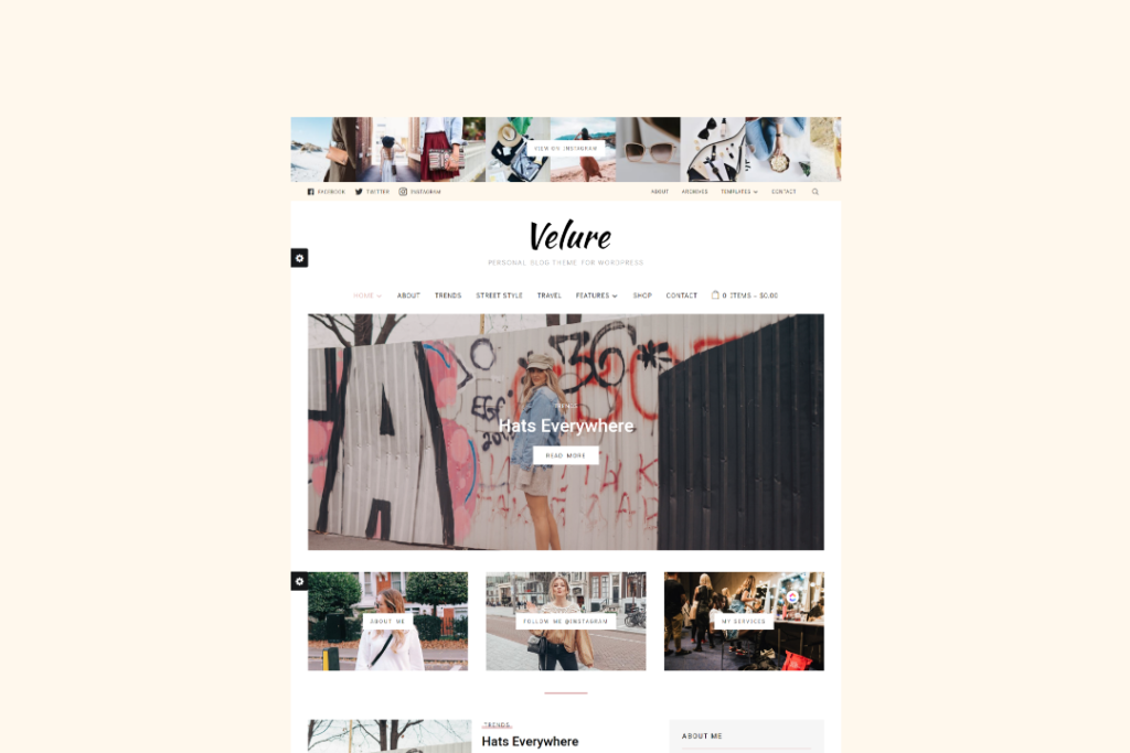 velure-theme